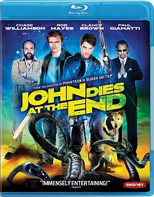 JOHN DIES AT THE END BY GIAMATTI,PAUL (Blu-Ray)